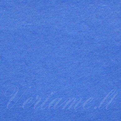 fil0004 apie 330 x 420 x 1 mm, mėlyna spalva, filcas, 1 vnt.