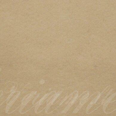 fil0006 apie 330 x 420 x 1 mm, kreminė spalva, filcas, 1 vnt.