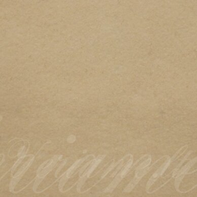 fil0006 about 330 x 420 x 1 mm, creamy color, key accessories, 1 pc.