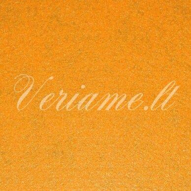 fil0059 about 330 x 420 x 1 mm, orange color, key accessories, 1 pc.