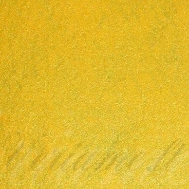 fil0070 apie 330 x 420 x 1 mm, geltona spalva, filcas, 1 vnt.