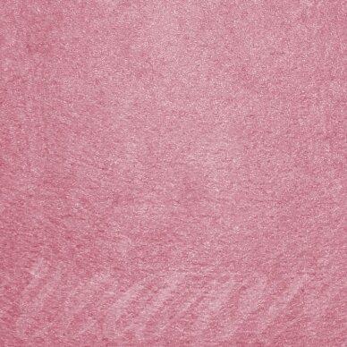 fil0079 apie 330 x 420 x 1 mm, rožinė spalva, filcas, 1 vnt.