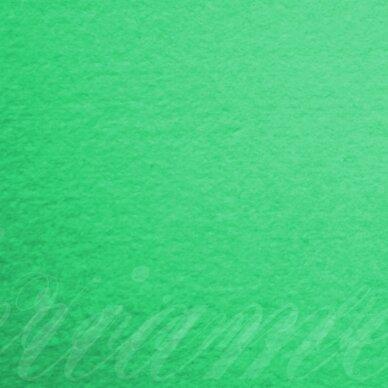 fil0080 apie 330 x 420 x 1 mm, šviesi, žalia spalva, filcas, 1 vnt.
