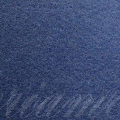 fil0092 apie 330 x 420 x 1 mm, mėlyna spalva, filcas, 1 vnt.