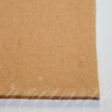 fil0109 apie 330 x 420 x 1 mm, kreminė spalva, filcas, 1 vnt.