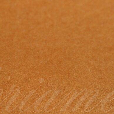 fil0166 apie 330 x 420 x 1 mm, šviesi, ruda spalva, filcas, 1 vnt.