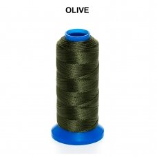 Griffin® nailoninis siūlas 0.20mm diametro Olive (600m)
