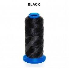 Griffin® nailoninis siūlas 1.5mm diametro Black (80m)