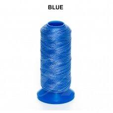 Griffin® nailoninis siūlas 1.5mm diametro Blue (80m)