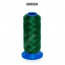 Griffin® nailoninis siūlas 1.5mm diametro Green (80m)