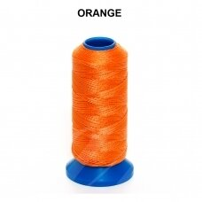 Griffin® nailoninis siūlas 1.5mm diametro Orange (80m)