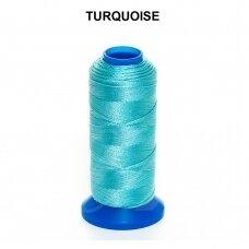 Griffin® nailoninis siūlas 1.5mm diametro Turquoise (80m)