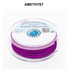 Griffin® pinta nailoninė virvelė 0.30mm diametro Amethyst (50m)