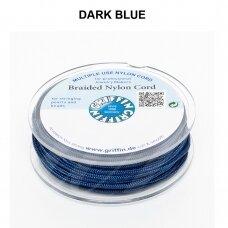 Griffin® pinta nailoninė virvelė 1.2mm diametro Dark Blue (25m)