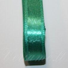j0291 apie 10 mm, elektrinė spalva, atlasinė juostelė, 10 m.