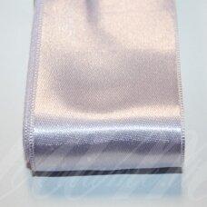 j0779 apie 50 mm, šviesi, violetinė spalva, atlasinė juostelė, 1 m.