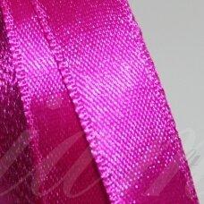 JL0513 apie 13 mm, rožinė spalva, atlasinė juostelė, 1 m.