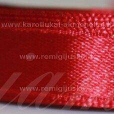 jl0516 about 50 mm, burgundy color, satin ribbon, 1 m.