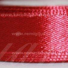 jl0518 apie 25 mm, bordo spalva, atlasinė juostelė, 1 m.