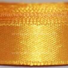 JL0529 apie 13 mm, aukso spalva, atlasinė juostelė, 1 m.
