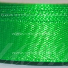jl0554 about 50 mm, green color, satin ribbon, 1 m.