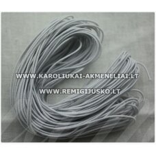 jm0173 about 1 mm, white color, gum, coated material, about 12 m.