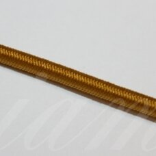 jm0187 about 2.5 mm, dark, yellow color, gum, coated material, 1 m.
