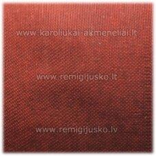 jor0041 apie 40 mm, ruda spalva, organzinė juostelė, apie 23 m.
