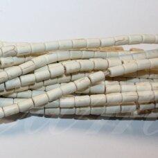 JSKAH-BALT2-CIL-06.5x4.5 apie 6.5 x 4.5 mm, cilindro forma, hovlitas, apie 60 vnt.