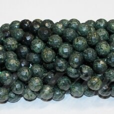 "jskaja-kam-apv-br-06 apie 6 mm, apvali forma, briaunuotas, kambaba jaspis, ""kambab jasper"", apie 62 vnt."