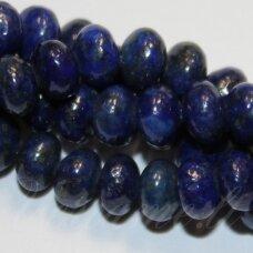 jskalaz-ron-03.5x5.5 apie 3.5 x 5.5 mm, rondelės forma, lazuritas, apie 110 vnt.