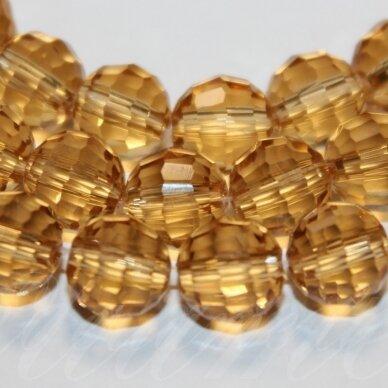 jssw0003gel-apv2-06 apie 6 mm, apvali forma, briaunuotas, skaidrus, gintaro atspalvis, apie 100 vnt.