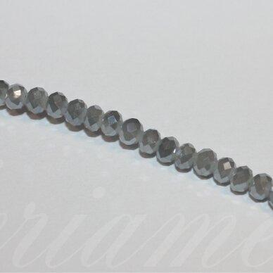 jssw0088gel-ron-02x3 about 2 x 3 mm, rondelle shape, light, grey color, about 200 pcs.