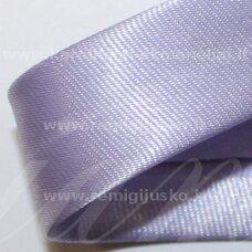 JT0009 apie 18 mm, šviesi, violetinė spalva, atlasinė juostelė, 1 m.