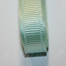 jts0061 apie 20 mm, šviesi, melsva spalva, satino juostelė, 1 m.