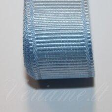 jts0092 apie 20 mm, šviesi, mėlyna spalva, satino juostelė, 10 m.