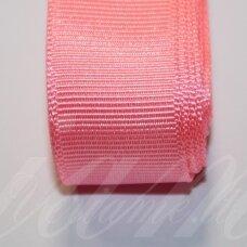 jts20/0002 apie 20 mm, rožinė spalva, satino juostelė, 1 m.