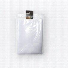 Balta spalva, kanva siuvinėjimui RB 24x18cm.