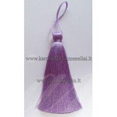 kut0013 about 11 cm, light, purple color, tassel, 1 pc.