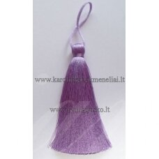 kut0013 apie 11 cm, šviesi, violetinė spalva, kutas, 1 vnt.