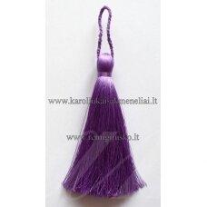 kut0015 apie 11 cm, violetinė spalva, kutas, 1 vnt.