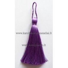 kut0015 apie 7 cm, violetinė spalva, kutas, 1 vnt.