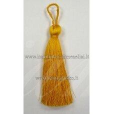 KUT0052 apie 11 cm, ryškiai geltona spalva, kutas, 1 vnt.