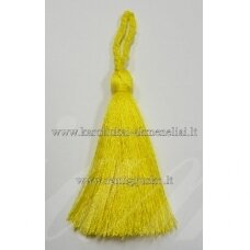 kut0054 about 7 cm, yellow color, tassel, 1 pc.