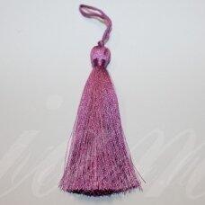kut5034 apie 11 cm, violetinė spalva, kutas, 1 vnt.