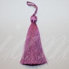 KUT5034 apie 7 cm, violetinė spalva, kutas, 1 vnt.