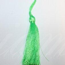 kuts0183 apie 7 cm, žalia spalva, kutas, 1 vnt.