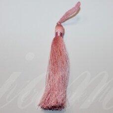KUTS0306 apie 11 cm, rožinė spalva, kutas, 1 vnt.