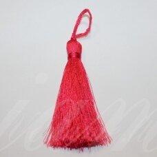 kuts0315 apie 7 cm, šviesi, raudona spalva, kutas, 1 vnt.