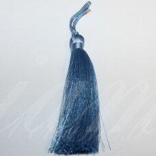 KUTS0404 apie 7 cm, šviesi, mėlyna spalva, kutas, 1 vnt.